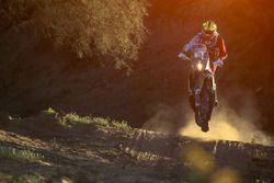 Даниэль Носилья, HT Rally Raid Husqvarna Racing, KTM 450 Rally (№33)