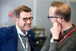 Le politicien danois Helge Sander