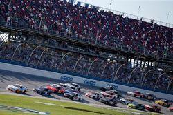 Spencer Gallagher, GMS Racing, Chevrolet Camaro Allegiant Brandon Jones, Joe Gibbs Racing, Toyota Camry Toyota XYO Networks