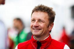 Allan McNish, director del equipo, Audi Sport Abt Schaeffler