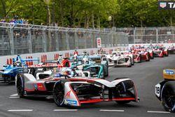 Maro Engel, Venturi Formula E Team, Antonio Felix da Costa, Andretti Formula E Team, Sébastien Buemi, Renault e.Dams