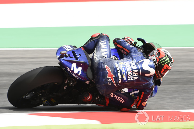 3: Maverick Viñales, Yamaha Factory Racing, 1'46.304