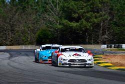 #20 TA Ford Mustang: Chris Dyson of CD Racing