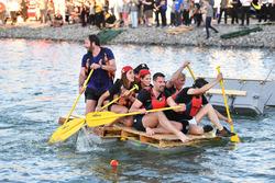 Gara di raft
