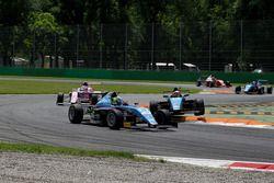 Gregoire Saucy, Jenzer Motorsport, e Giorgio Carrara, Jenzer Motorsport