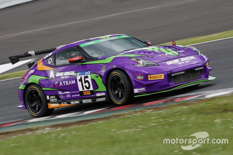 #15 OKABEJIDOSHA motorsport