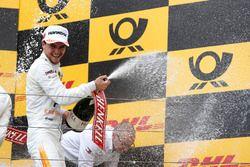 Podium: Lucas Auer, Mercedes-AMG Team HWA