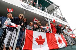 Canadese fans