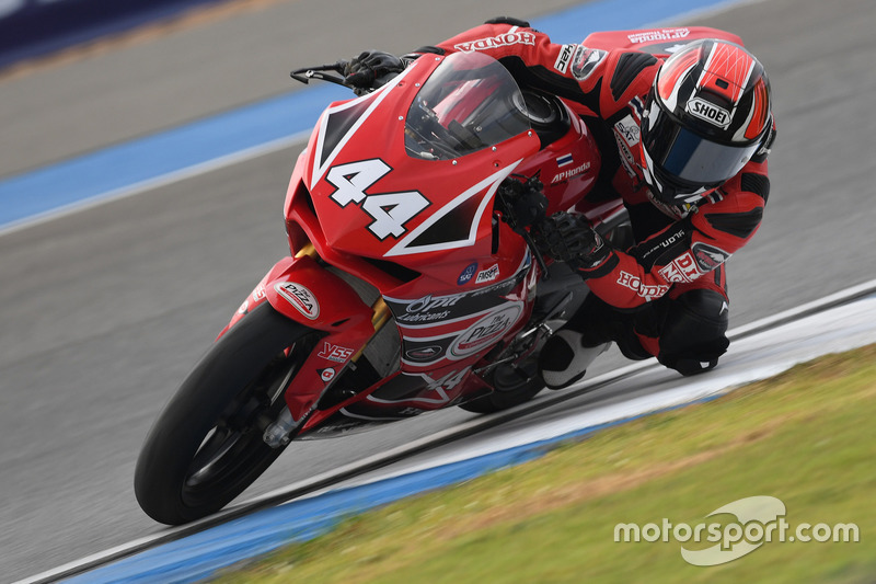 AP250: Muklada Sarapuech, AP Honda Racing Thailand