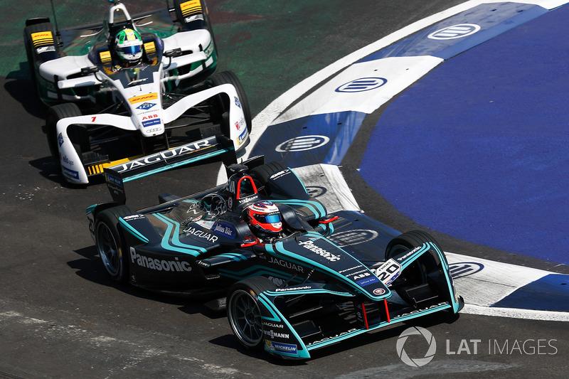 Mitch Evans, Jaguar Racing, Lucas di Grassi, Audi Sport ABT Schaeffler