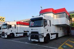 Camion Alfa Romeo Sauber F1 Team