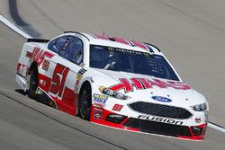 Cole Custer, Stewart-Haas Racing, Ford Fusion, Haas CNC