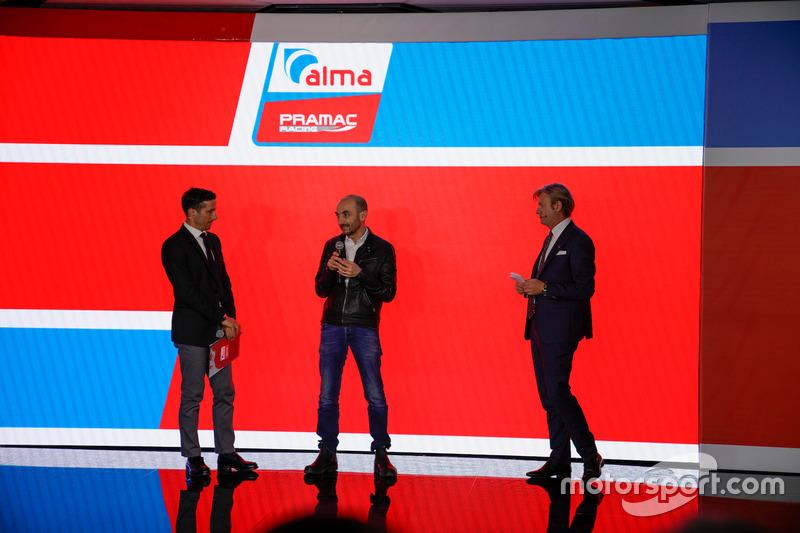 Davide Camicioli, Claudio Domenicali e Sandro Donato Grosso