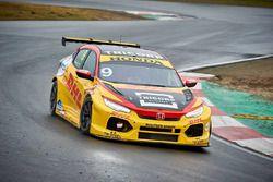 Bernhard van Oranje, Boutsen Ginion Racing