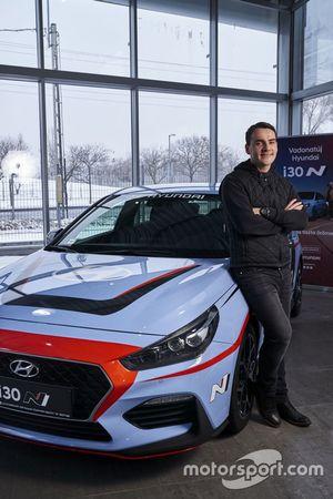 Michelisz Norbert- Hyundai