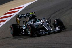 Нико Росберг, Mercedes-Benz F1 W07
