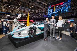 Алехандро Агаг и президент FIA Жан Тодт