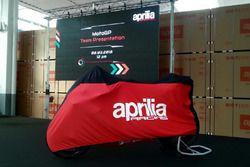 Aprilia Racing Team lansmanı
