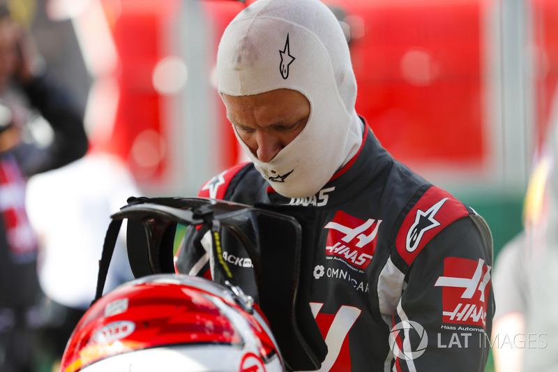 15 місце — Кевін Магнуссен, Haas — 19