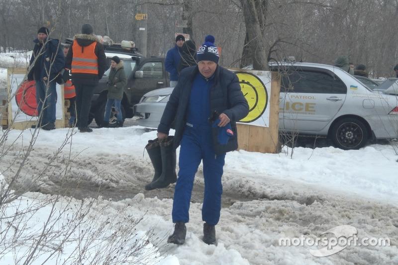Леонід Протасов - до гонки готовий!