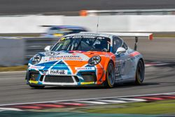 #320 Care for Climate Porsche 911 GT3 Cup II: 'SMUDO', 'Tom', Axel Duffner