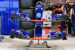 Scuderia Toro Rosso STR12, musetti