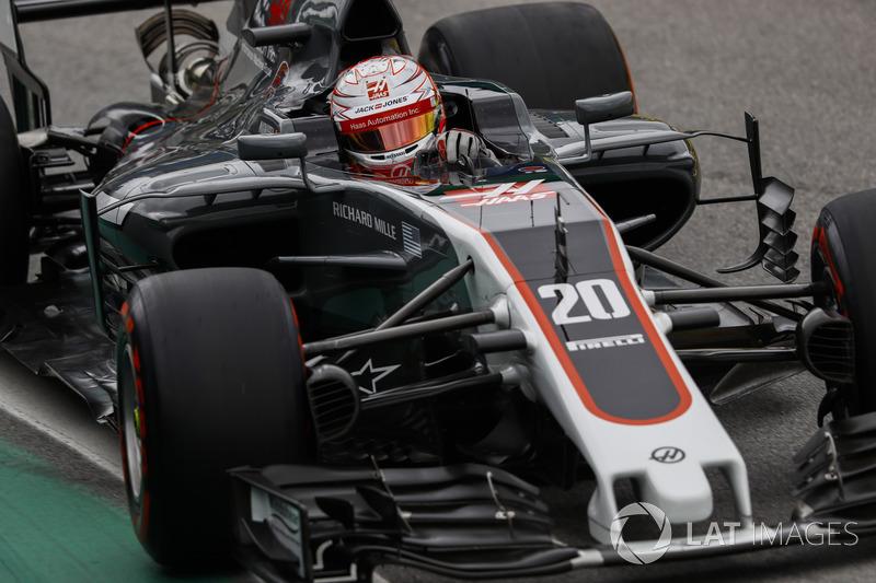 13: Kevin Magnussen, Haas F1 Team VF-17