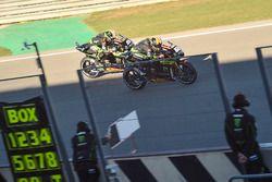Johann Zarco, Monster Yamaha Tech 3, Michael Van Der Mark, Monster Yamaha Tech 3