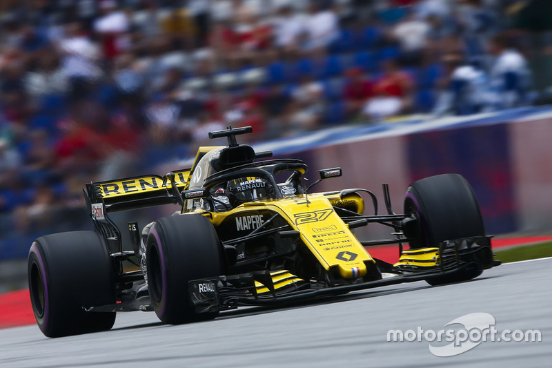 11. Nico Hülkenberg, Renault Sport F1 Team R.S. 18