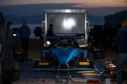 #49 Robin Shute, Wolf TSC Honda