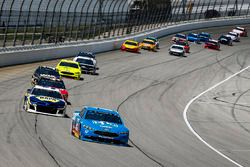 Ryan Blaney, Team Penske, Ford Fusion PPG líder