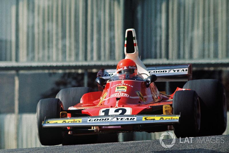 Nr. 3: Grand Prix von Monaco 1975 in Monte Carlo