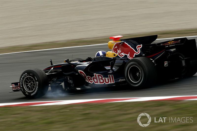 Дэвид Култхард, Red Bull Racing RB4