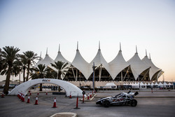 Khalid Al-Qassimi, driving the Ariel Atom Cup in ROC Factor Middle East