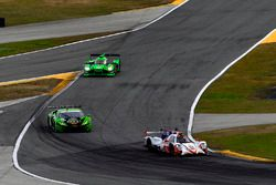 #54 CORE autosport ORECA LMP2, P: Jon Bennett, Colin Braun, Romain Dumas, Loic Duval, #19 GRT Grasse