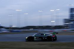 #44 Magnus Racing Audi R8 LMS GT3: John Potter, Andy Lally, Andrew Davis, Markus Winkelhock