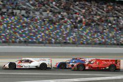 #6 Acura Team Penske Acura DPi: Dane Cameron, Juan Pablo Montoya, Simon Pagenaud, #99 JDC/Miller Mot