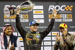 Second place Petter Solberg