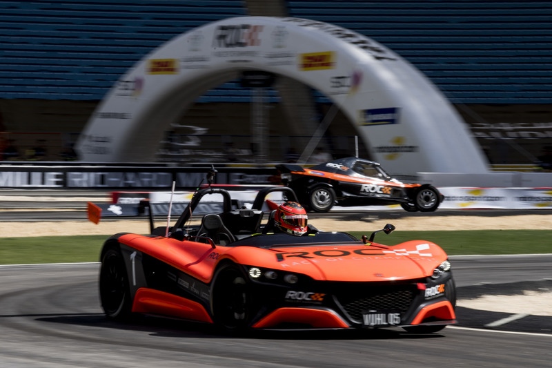 practice action at race of champions. Black Bedroom Furniture Sets. Home Design Ideas