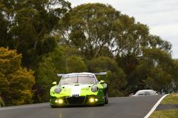 Тим Паппас, Йерун Блекемолен, Лука Штольц, Black Swan Racing, Porsche 911 GT3 R (№540)