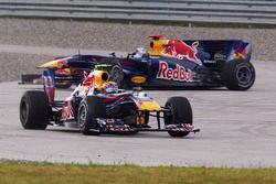 Марк Уэббер и Себастьян Феттель, Red Bull Racing RB6