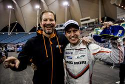 Fredrik Johnsson e Timo Bernhard del Team Germany