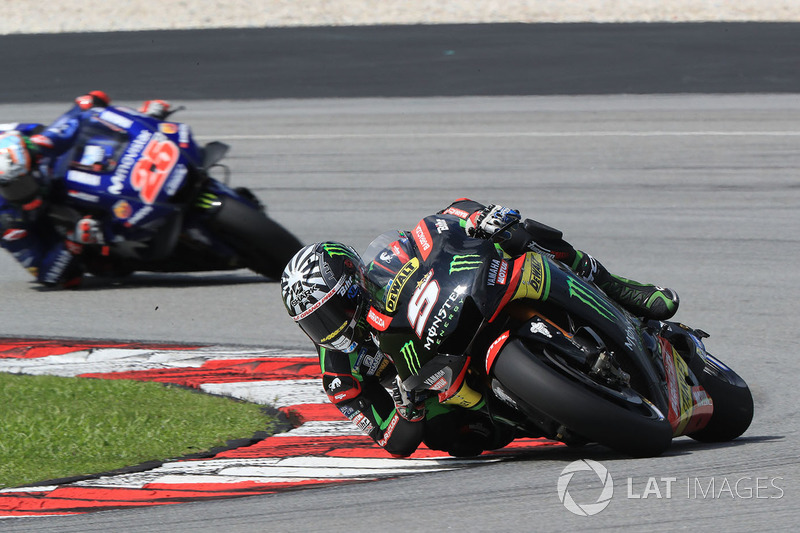 Johann Zarco, Monster Yamaha Tech 3, Maverick Viñales, Yamaha Factory Racing