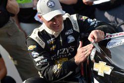 Ed Carpenter, Ed Carpenter Racing Premio Chevrolet Verizon P1 Pole
