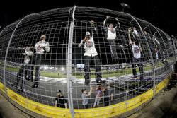 Stewart-Haas Racing celebran