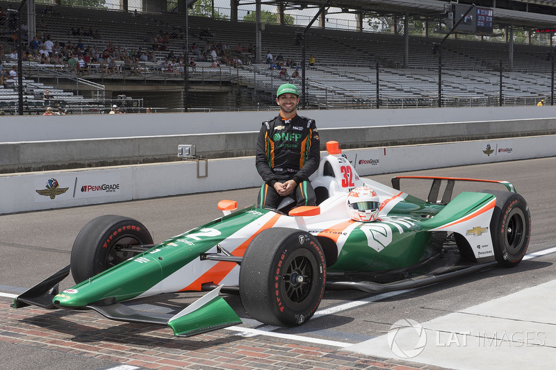 17. Kyle Kaiser, Juncos Racing, Chevrolet