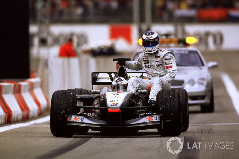 8. Mika Hakkinen, 2001 Spanish Grand Prix