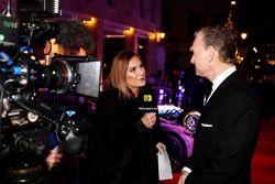 Julia Piquet ve Sean Bratches, Ticari Haklar Direktörü, Formula One Group