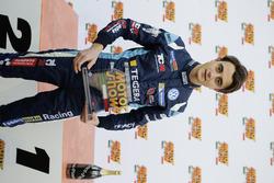 Il vincitore Giacomo Altoe, Pit Lane Competizioni