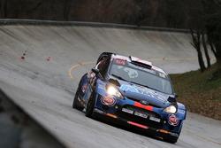 Маттиа Пазини и Лоренцо Гранай, Ford Fiesta RS WRC